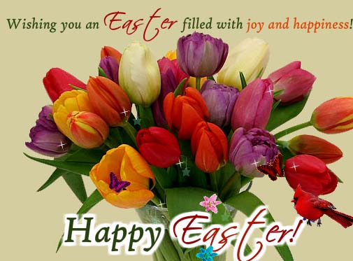 sending beautiful flowers on easter free flowers ecards