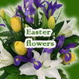 Sending Beautiful Easter Flowers...