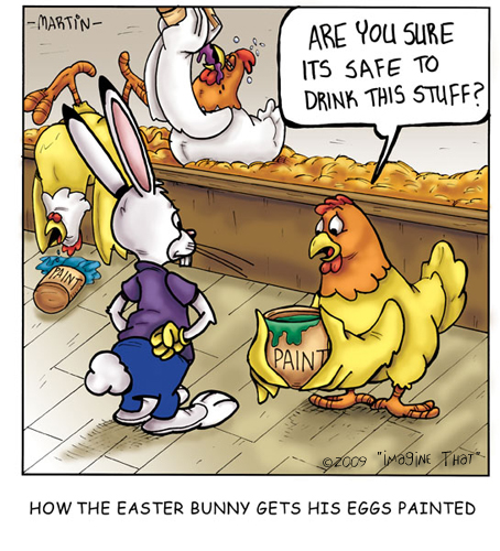 Humorous Adult Easter Cards 104