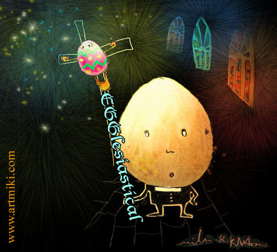 Egglesiastical...
