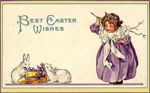 Easter Wishes.