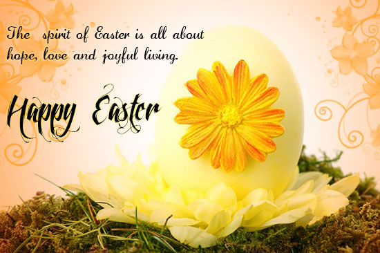 Celebrate The True Spirit Of Easter!