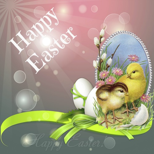 A Happy Easter To You.