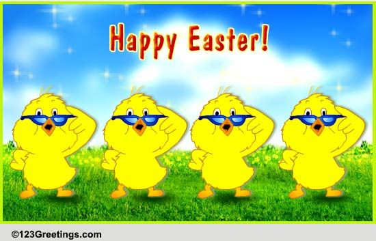 Images of Easter Email Cards - Best easter gift ever
