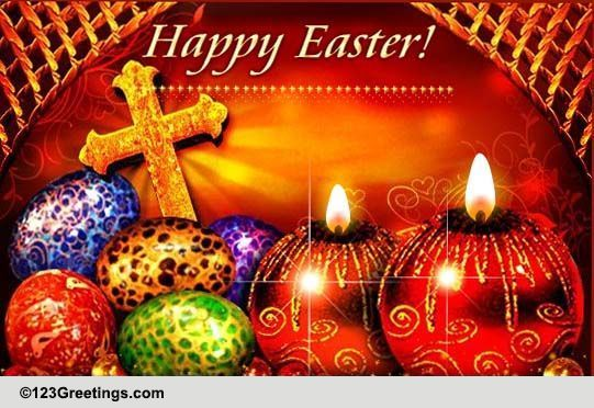 Surprising Easter Blessings Free Happy Easter Ecards Greeting Cards Funny Birthday Cards Online Ioscodamsfinfo