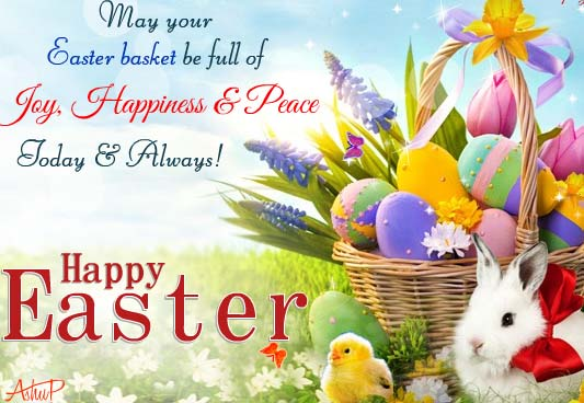 Share Easter Greetings