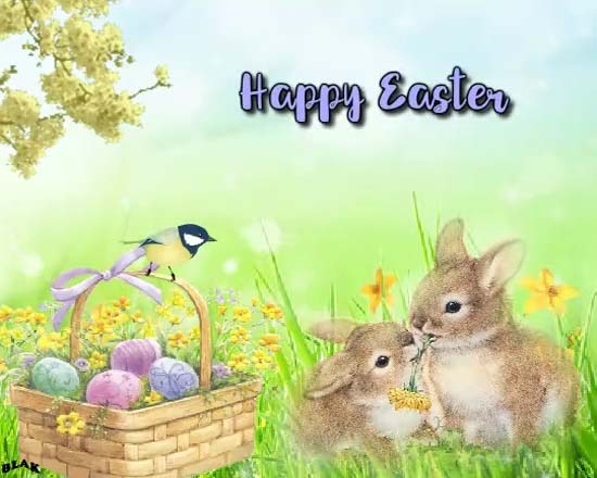 Happy Easter Cards, Free Happy Easter eCards, Greeting Cards | 123 ...