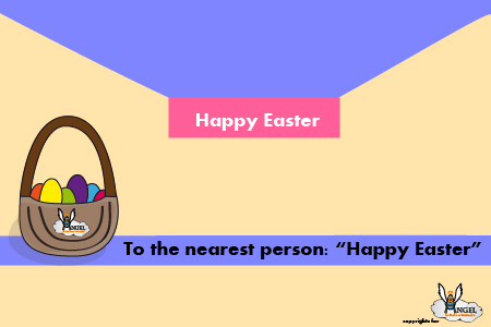 Happy Easter To You & Your Family.