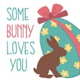 Bunny Love Easter Greeting