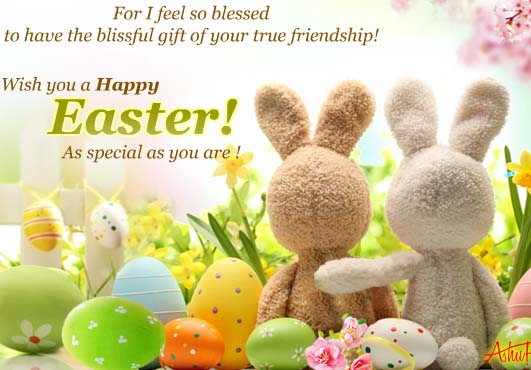 Share Easter Joy & Happiness with Friends!