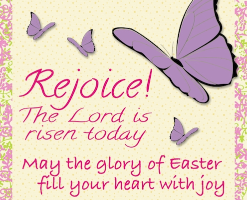 Rejoice And...