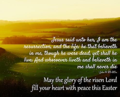 I Am The Resurrection.