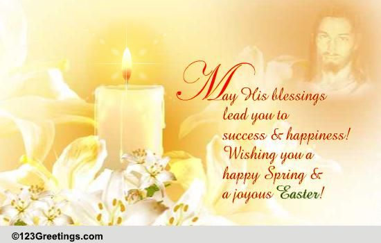 Happy Easter Religious Images Easter blessings for your