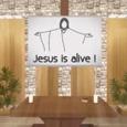Jesus Is Alive.