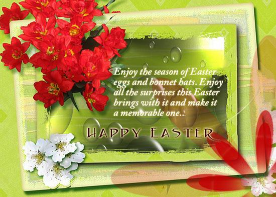 Easter Celebrations Full Of Surprises!