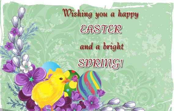 thank you and happy easter  free thank you ecards