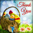 Thank You For Your Easter Wishes.
