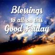Spiritual Good Friday Blessings.