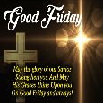 Home : Events : Good Friday 2018 [Mar 30] - A Good Friday Message Card.