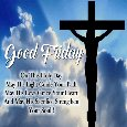 A Holy Message On Good Friday.