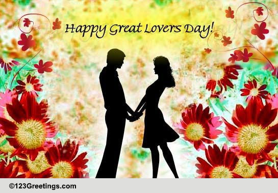Send Great Lovers Day Greetings!