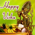 Heartfelt Happy Vishu Wishes!