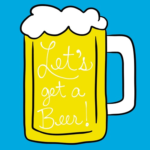 Let S Get A Beer Free National Beer Day Ecards Greeting Cards 123 Greetings