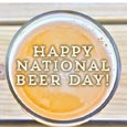 Happy National Beer Day.