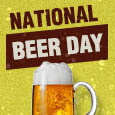 National Beer Day!!