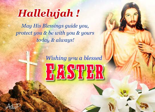 True Spirit Of Easter....
