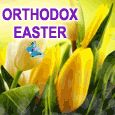 Happy Orthodox Easter Time.