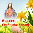 Blessed Orthodox Easter To You...