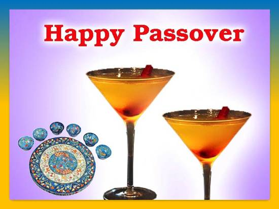 Greetings On Passover.