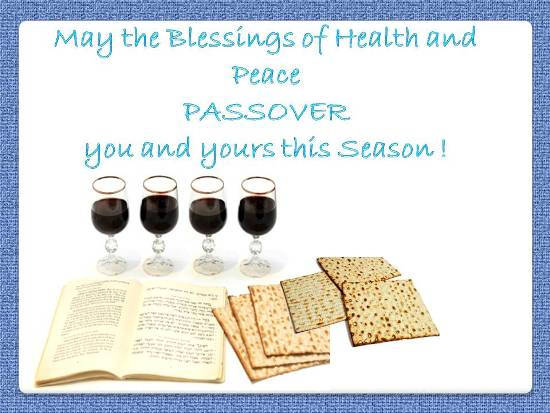 Share The Joy Of Passover.