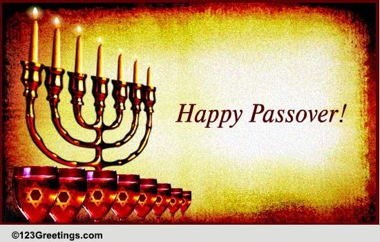 may this passover light up free happy passover ecards
