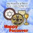 Passover Miracle Ecard.