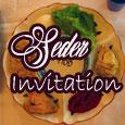 Seder Dinner Invitation.