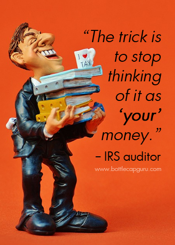 Advice From An IRS Auditor.