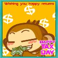 My Tax Day Ecard.