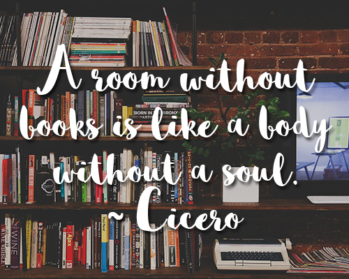 A Wonderful Quote On Books.
