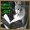 Cat Book Lover!