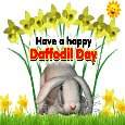 Have A Happy Daffodil Day.