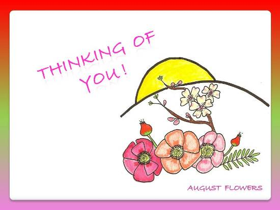 A Flowery Wish To Convey Ur Feelings.