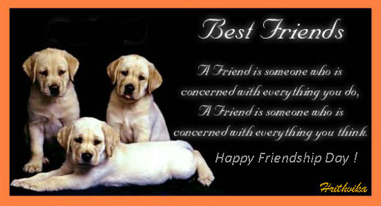 Bestest Friends..