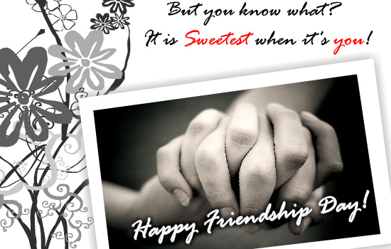 Send Friendship Day!