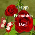 Wishing Happy Friendship Day.
