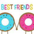 Donut BFF...