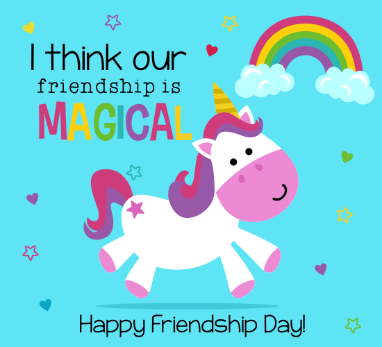 Magical Friendship!