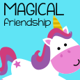 Magical Friendship!