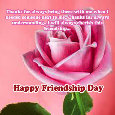Cherish Friendship...